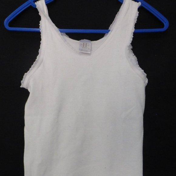 HENRI, made in Italy, set of 5 white undershirts
